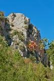 Mountains near Bejis. Castellon. Mountains near the source of the river Palancia Stock Image