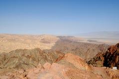 Mountains near Eilat Royalty Free Stock Photos