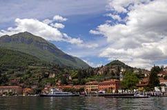 Mountains Near Lake Como In Italy