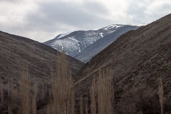 Mountains near Mashhad Royalty Free Stock Photos