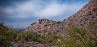 Mountains near Phoenix Arizona Stock Image
