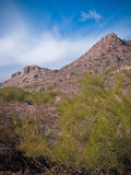 Mountains near Phoenix Arizona Stock Photos