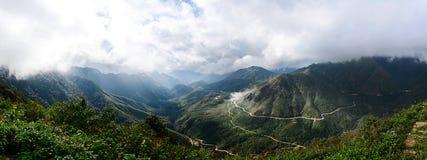 Mountains near Sa Pa Royalty Free Stock Photography