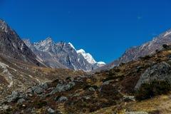 Mountains of Nepal Royalty Free Stock Photo