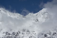 Mountains in New Zealand Stock Photos