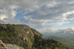 Mountains in North Carolina, USA Stock Photo