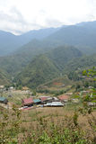 Mountains of North Vietnam. Landscapes of North Vietnam mountains stock photos