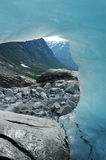 In mountains of Norway Royalty Free Stock Photos