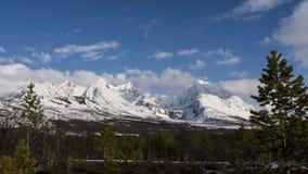 Mountains in Norway Stock Photos