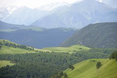 Free Mountains Of Caucasus Stock Photography - 10373332