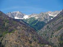 Free Mountains Overlooking Lake Chelan Royalty Free Stock Photography - 32708517