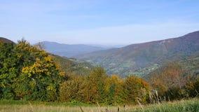 Mountains Panorama stock video