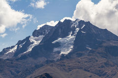 Mountains of Peru Stock Images