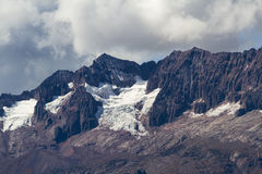 Mountains of Peru Stock Photography