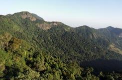 Mountains in Petropolis Rio de Janeiro Stock Photos