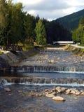 Mountains Špindlerův Mlýn Royalty Free Stock Images