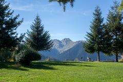 Mountains of Pindus, Epirus Royalty Free Stock Image