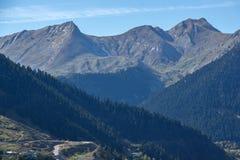 Mountains of Pindus, Epirus Stock Photos