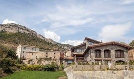 Mountains of the Pyrenees Stock Photo