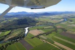 Mountains of  Queensland, Australia Royalty Free Stock Photos
