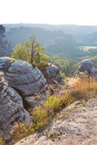 Mountains of Rathen Stock Images