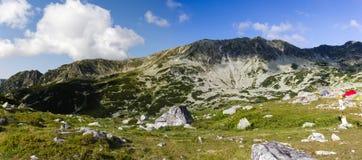 Mountains. Retezat Massive in Romania Stock Photo