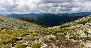 Mountains. Retezat Mountains in Romania Stock Photography