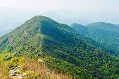 The mountains ridge Royalty Free Stock Photo