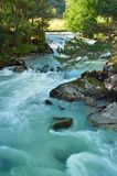 Mountains river Royalty Free Stock Images