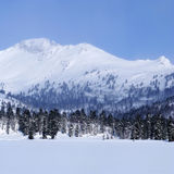 Mountains. Russia Stock Photo