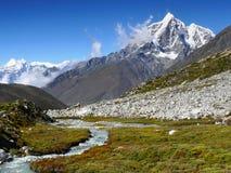 Mountains Scenic Landscape Autumn Himalayas Royalty Free Stock Photos