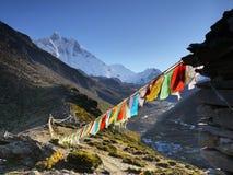 Mountains Scenic Sunrise Himalayas royalty free stock images