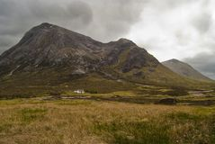 Mountains in Scotland Royalty Free Stock Photography