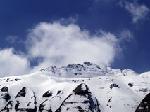 Mountains seen Annapurna Base Camp Royalty Free Stock Image
