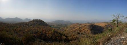 Mountains of the Shan platea, Myanmar (Burma) Stock Photo