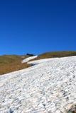 Mountains Sierra Nevada, Spain. Snow Sierra Nevada Mountains, near Granada Stock Photo