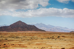 Mountains of Sinai Royalty Free Stock Photography