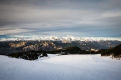 Mountains. Royalty Free Stock Photo