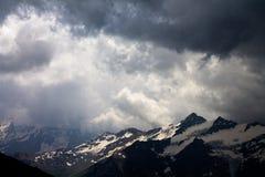 mountains sky Stock Photo