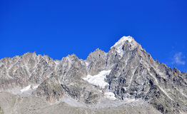 Mountains and sky Royalty Free Stock Images