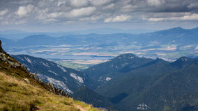 Mountains in Slovakia Stock Photography