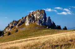 Mountains of Slovakia Stock Image