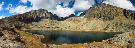 Mountains of Slovakia. View of the Slovak mountains Royalty Free Stock Photo