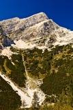Mountains, Slovenia. Mountain at Triglav National Park, Slovenia Royalty Free Stock Photography