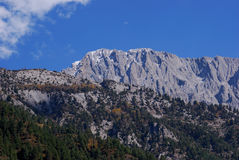 Mountains, Sonamarg, Kashmir, India Royalty Free Stock Photo