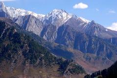 Mountains, Sonamarg, Kashmir, India Stock Photo