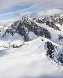 Mountains of Southeast Alaska Royalty Free Stock Photography