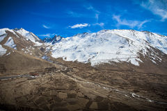 Mountains of Southern Tibet Stock Photography