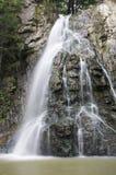 Mountains stone waterfall Stock Photo