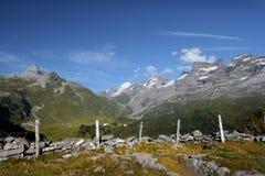 Mountains stones Royalty Free Stock Photo